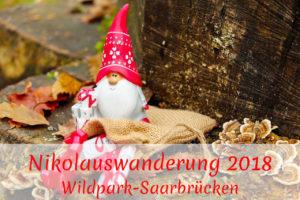 Nikolauswanderung WIldpark Saarbrücken